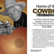 Featured in American Cowboy Magazine